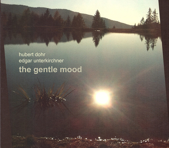 "DRCD-1208 Hubert Dohr & Edgar Unterkirchner ""the gentle mood"""